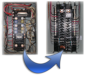 Electric Panel Upgrade Service in Paradise Valley AZ